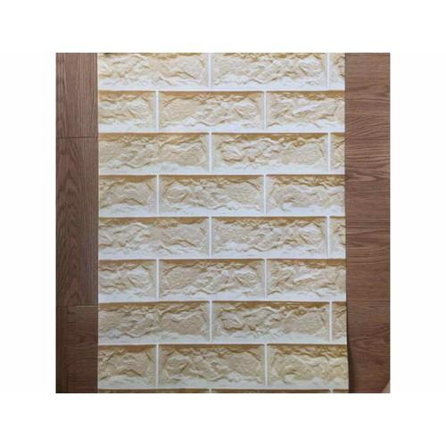 10m giấy dán tường gạch vàng 3D có sẵn keo khổ 45cm - 6807618 , 13515615 , 15_13515615 , 100000 , 10m-giay-dan-tuong-gach-vang-3D-co-san-keo-kho-45cm-15_13515615 , sendo.vn , 10m giấy dán tường gạch vàng 3D có sẵn keo khổ 45cm