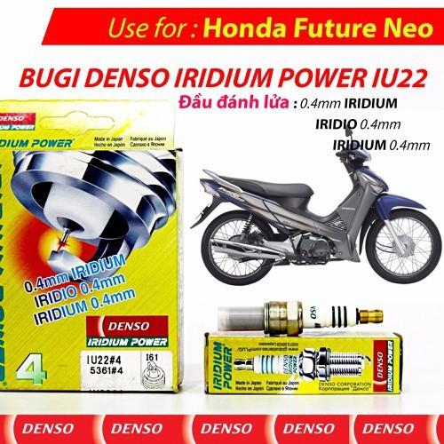Bugi DENSO IU22 IRIDIUM cho Future Neo. - 4578680 , 13522754 , 15_13522754 , 219000 , Bugi-DENSO-IU22-IRIDIUM-cho-Future-Neo.-15_13522754 , sendo.vn , Bugi DENSO IU22 IRIDIUM cho Future Neo.