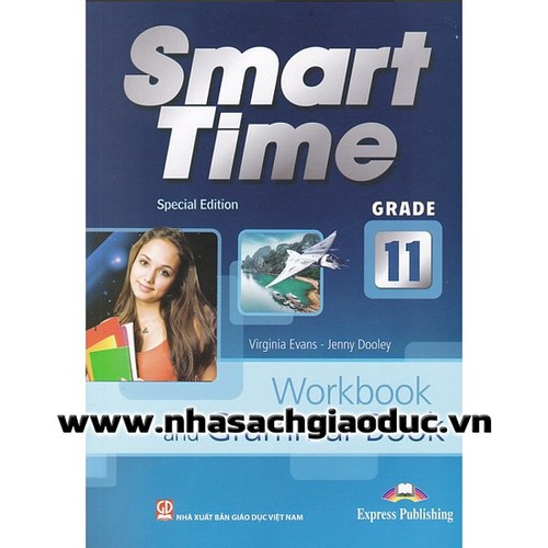 Smart Time Special Edition Grade 11 WorkBook And Grammar Book