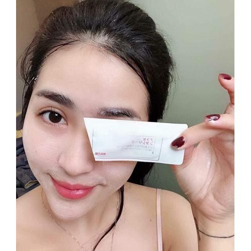 Combo 5 sample ủ trắng face Nhật