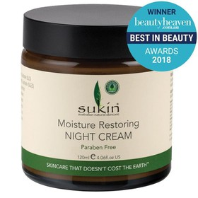 Kem dưỡng da phục hồi ban đêm Sukin Moisture Restoring Night Cream 120ml - CVU_64417