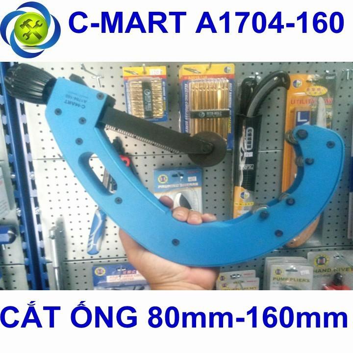 Dao cắt ống C-Mart A1704-160 80mm-160mm 1