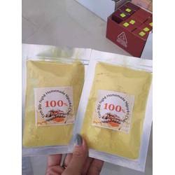 3 gói tinh bột nghệ nguyên chất gói 30gam