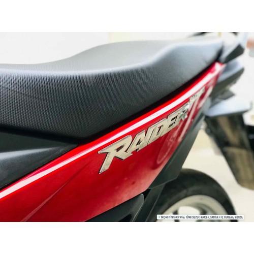Tem nổi Suzuki Raider - 6812917 , 13521133 , 15_13521133 , 310000 , Tem-noi-Suzuki-Raider-15_13521133 , sendo.vn , Tem nổi Suzuki Raider