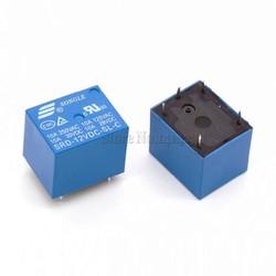 Combo 5 cái relay 12V 10A