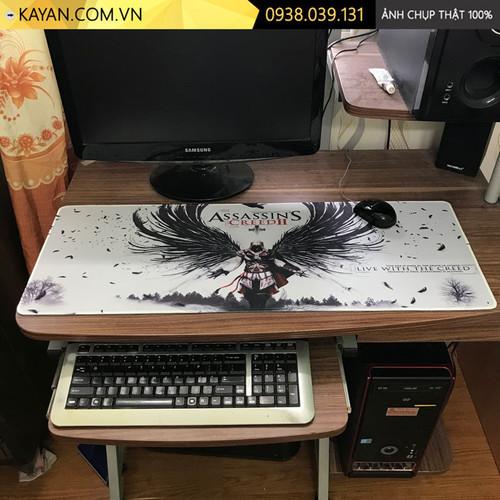Lót chuột cỡ lớn Anime - Assasin Creed mẫu 2