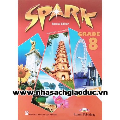 Spark Grade 8 Special Edition Student