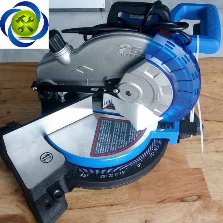 Máy cắt nhôm C-Mart W0028 đĩa cắt 255 3