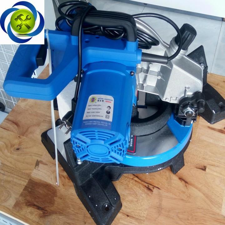 Máy cắt nhôm C-Mart W0028 đĩa cắt 255 4