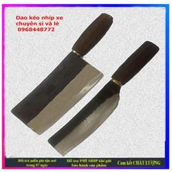Bộ dao hai món nhà bếp cao cấp làm từ nhíp xe ô tô