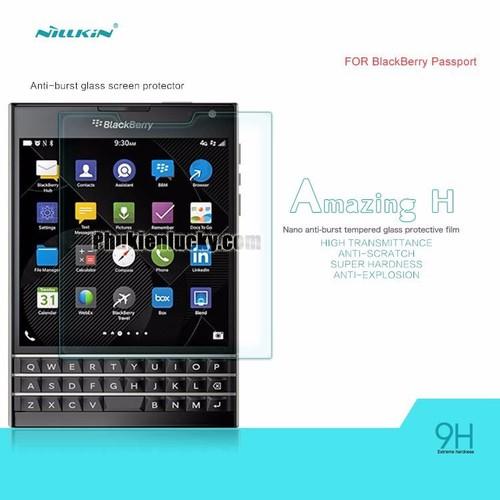 Miếng Dán Cường Lực Blackberry. PassPort Q30