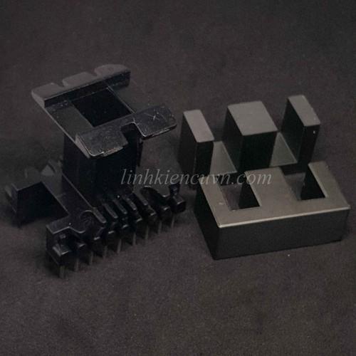 Lõi biến áp EE42 15MM vuông đứng 9 chân - 6818555 , 13527729 , 15_13527729 , 44000 , Loi-bien-ap-EE42-15MM-vuong-dung-9-chan-15_13527729 , sendo.vn , Lõi biến áp EE42 15MM vuông đứng 9 chân