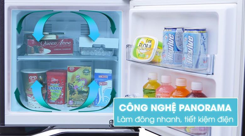 Công nghệ Econavi -Tủ lạnh Panasonic Inverter 188 lít NR-BA228PKV1