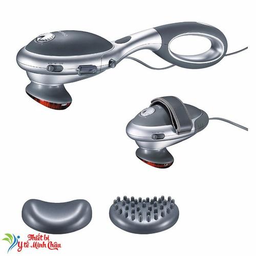 Máy massage cầm tay có đèn hồng ngoại  Beurer MG70 công nghệ CHLB ĐỨC - 4579891 , 13531796 , 15_13531796 , 1490000 , May-massage-cam-tay-co-den-hong-ngoai-Beurer-MG70-cong-nghe-CHLB-DUC-15_13531796 , sendo.vn , Máy massage cầm tay có đèn hồng ngoại  Beurer MG70 công nghệ CHLB ĐỨC