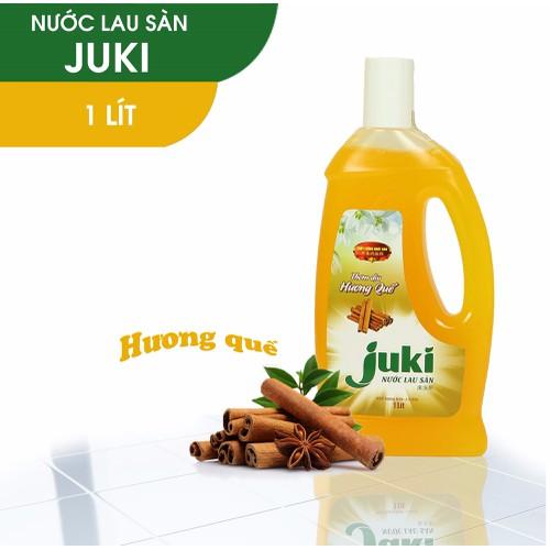 Nước lau sàn Juki hương Quế 1 Lít - 6821236 , 13530741 , 15_13530741 , 28800 , Nuoc-lau-san-Juki-huong-Que-1-Lit-15_13530741 , sendo.vn , Nước lau sàn Juki hương Quế 1 Lít