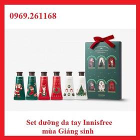Set #Innisfree Giáng sinh - Set #Innisfree Giáng sinh