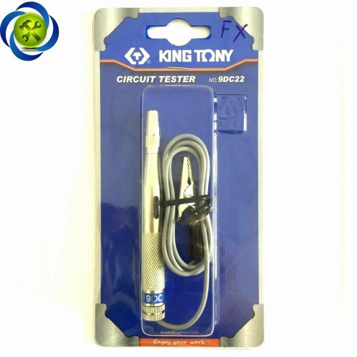 Bút thử điện xe máy ôtô Kingtony 9DC22 2