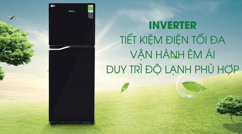 Công nghệ Inverter - Tủ lạnh Panasonic Inverter 188 lít NR-BA228PKV1