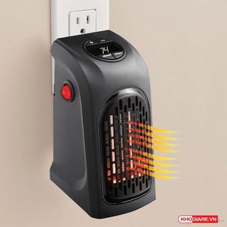 Quạt sưởi ấm tiết kiệm điện Handy Heater có hẹn giờ - quạt sưởi handy thumbnail