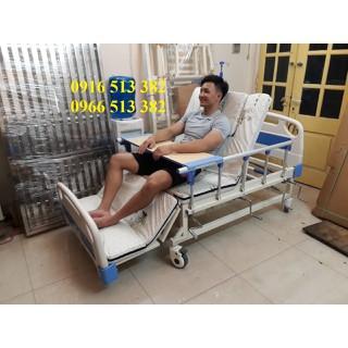 Giường y tế đa năng 4 tay quay HL3 - 75 thumbnail