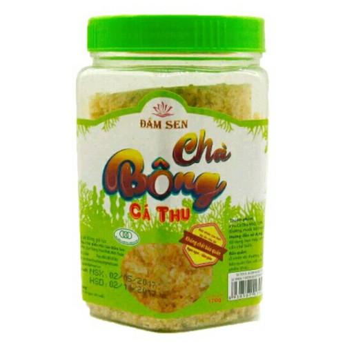 Chà bông cá thu ăn liền đặc sản Phan Thiết 170g - 11074525 , 16069793 , 15_16069793 , 60000 , Cha-bong-ca-thu-an-lien-dac-san-Phan-Thiet-170g-15_16069793 , sendo.vn , Chà bông cá thu ăn liền đặc sản Phan Thiết 170g