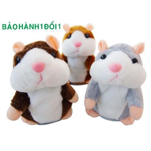 Chuột biết nói hamster cực vui ngộ nghĩnh cho bé