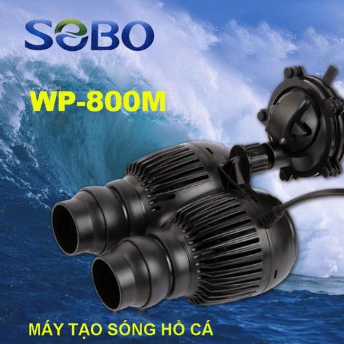 Quạt Thổi Luồng Sobo WP800M 25W. 20.000LH, máy thổi khí hồ cá mini. Hàng mới nhất 2019