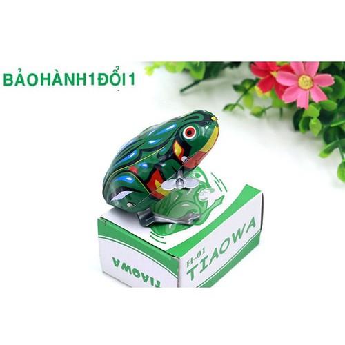 Trò chơi con ếch bấm là nhảy liên tục cực vui