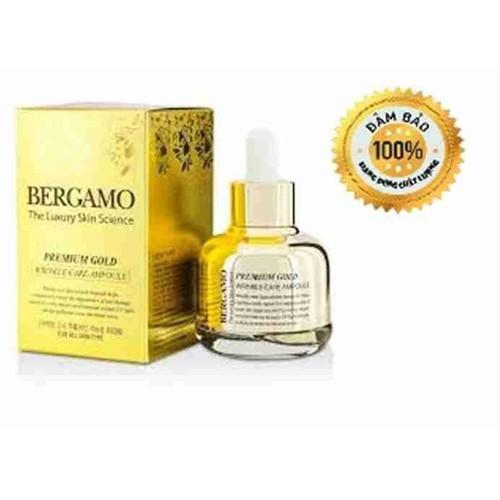 Serum Dưỡng Trắng Da Bergamo Chính Hãng