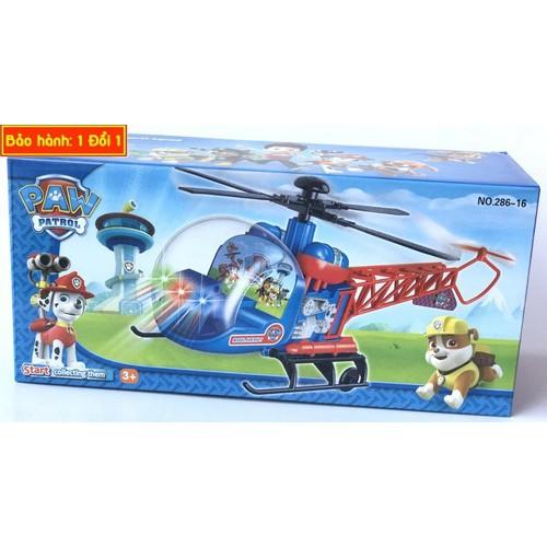 Đồ chơi trực thăng Patrol + pin