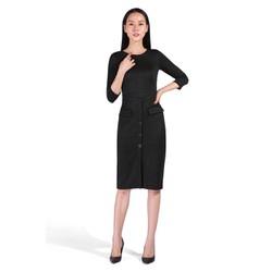 De Leah - Đầm Ôm Len Dáng Dài - Thời trang thiết kế
