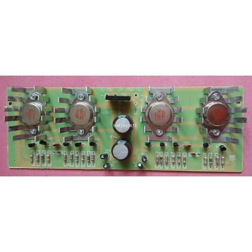 Bo mạch khuếch đại âm thanh hifi 850 sò sắt 80wx2