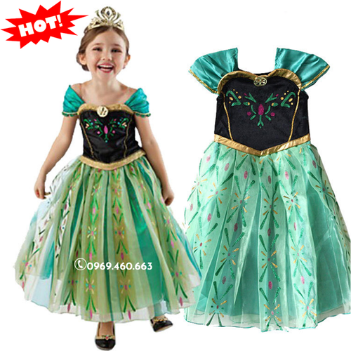 Váy đầm Anna