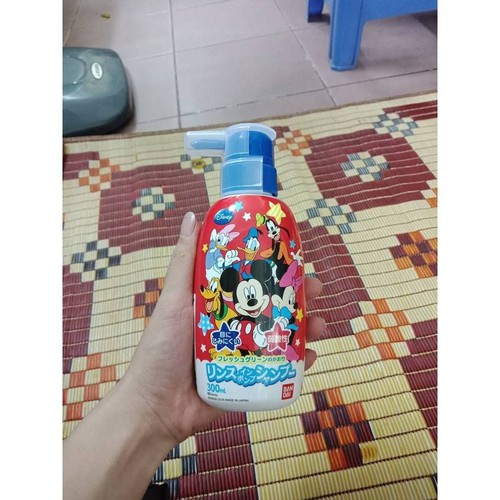 Sữa Tắm Cho Bé Disney Mickey Nhật Bản 300ml