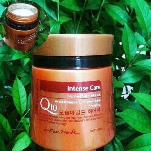 Kem hấp dầu dưỡng tóc q10