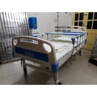 Giường bệnh nhân đa chức năng tay quay HL2 - 77 thumbnail