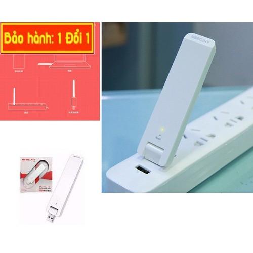 Repeater thu và phát lại sóng Wifi Mới từ cục wifi Gốc dùng câu mạng cách xa 40m không vật cản