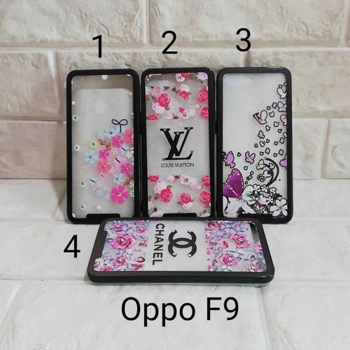 ốp Oppo F9 in hoa