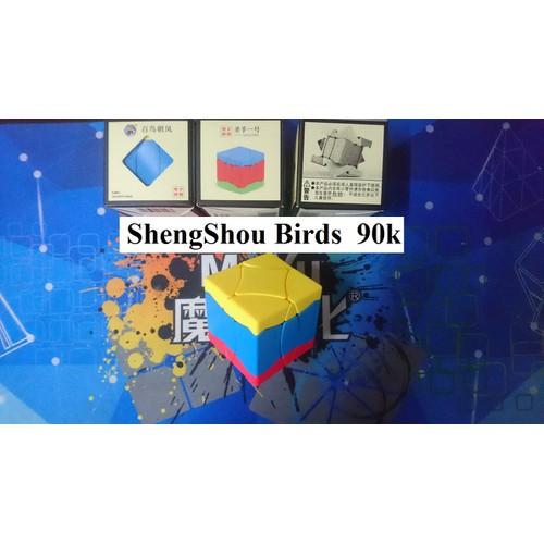 Biến thể Rubik. Shengshou Birds