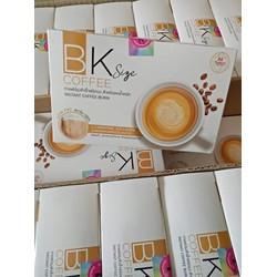 Cà phê BK seven 3in1 giảm cân Thái lan hiệu quả cho người béo