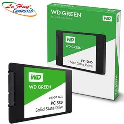 Ổ Cứng SSD WD Green 120GB 3D NAND - WDS120G2G0A - Hàng Chính Hãng - SSD WD Green 120GB