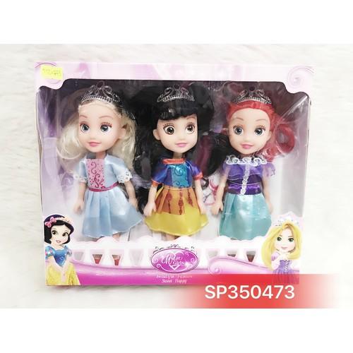 Hộp baby 3c công chúa đội vương miện 9257