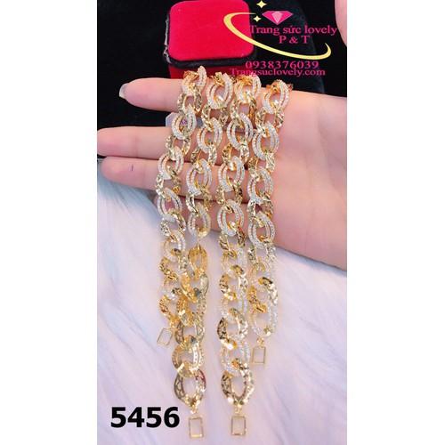 Lắc tay nữ cao cấp 5456