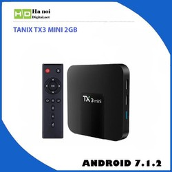 Android TV Box TX3 mini 2Gb Ram Android 7.1.2