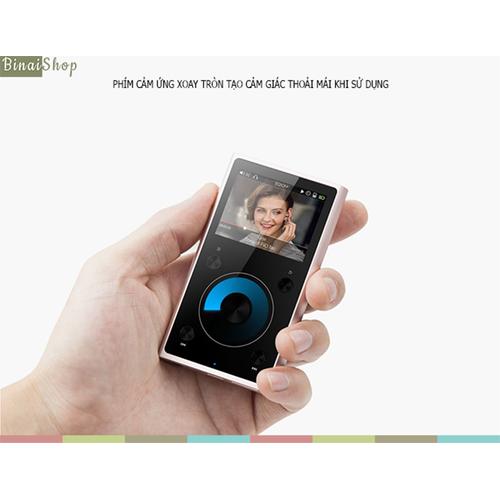 Máy nghe nhạc Lossless Bluetooth FiiO X1 Gen 2 Tặng kèm thẻ nhớ 8GB