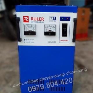 Ổn Áp Ruler 7,5KVA Dải 50-250V, Bảo Hành 4 Năm, Dây Đồng - ruler7.5kva-60 thumbnail