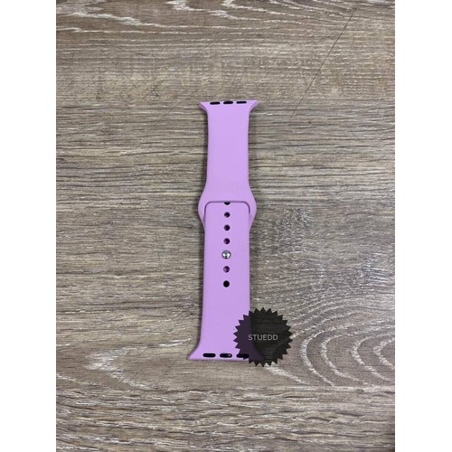 Dây cao su tím lavender Apple Watch - 6856067 , 13573565 , 15_13573565 , 118000 , Day-cao-su-tim-lavender-Apple-Watch-15_13573565 , sendo.vn , Dây cao su tím lavender Apple Watch