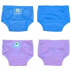 Quần Đóng Bỉm Cotton đẹp cho bé sơ sinh từ 2-5kg , tã dán, quần bỉm