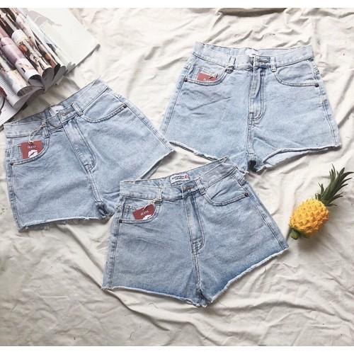 quần đùi jean