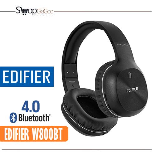 Tai nghe Bluetooth Edifier W800BT 4.0 Cao Cấp - 6850123 , 13566074 , 15_13566074 , 1749000 , Tai-nghe-Bluetooth-Edifier-W800BT-4.0-Cao-Cap-15_13566074 , sendo.vn , Tai nghe Bluetooth Edifier W800BT 4.0 Cao Cấp